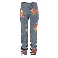 Узкие джинсы Glo-Story для девочки; 164 р-ры