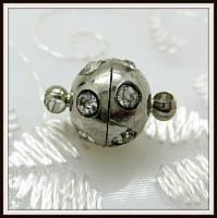 Магнитный замок Круглый сталь (диам. 0,8 см)