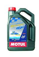 Моторное масло для гидроциклов 2-х тактное синтетика MOTUL SPECIFIC DI JET 2T (4L)