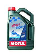 Моторное масло для гидроциклов 2-х тактное спортивное синтетика MOTUL 600 DI JET 2T (4L)
