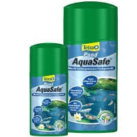 Tetra Pond AquaSafe препарат для подготовки воды в пруду, 1л