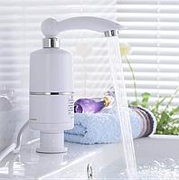 Проточный мгновенный водонагреватель на кран