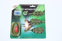Фидерная кормушка Fanatic Method Feeder Set