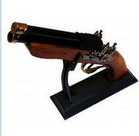 Зажигалка пистолет Мушкет F-3