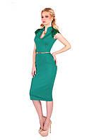 Платье casual для стильной и элегантной женщины