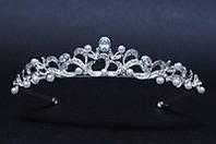Свадебная диадема 05