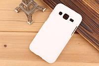 Чехол накладка бампер для Samsung Galaxy Core Prime G360 белый