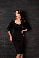 Изумительное платье для эффектной женщины
