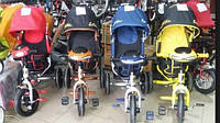 Детский трехколесный велосипед Lamborgini Fara (цвет - уточняйте!)