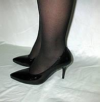 Лаковые женские Туфли женские на шпильке