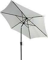 Зонт садовый TE-004-270 бежевый Time Eco