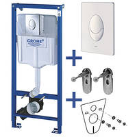 Система инсталляции для унитаза Grohe Rapid SL 38750