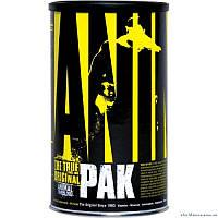 Universal Nutrition Animal Pak 44 пакета Витаминно-минеральный комплекс с аминокислотами