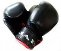 Перчатки боксерские кожа 6 унций