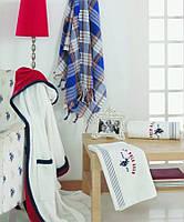 Набор из халата и двух полотенец + хамам, U. S. POLO ASSN NEBRASKA S/M