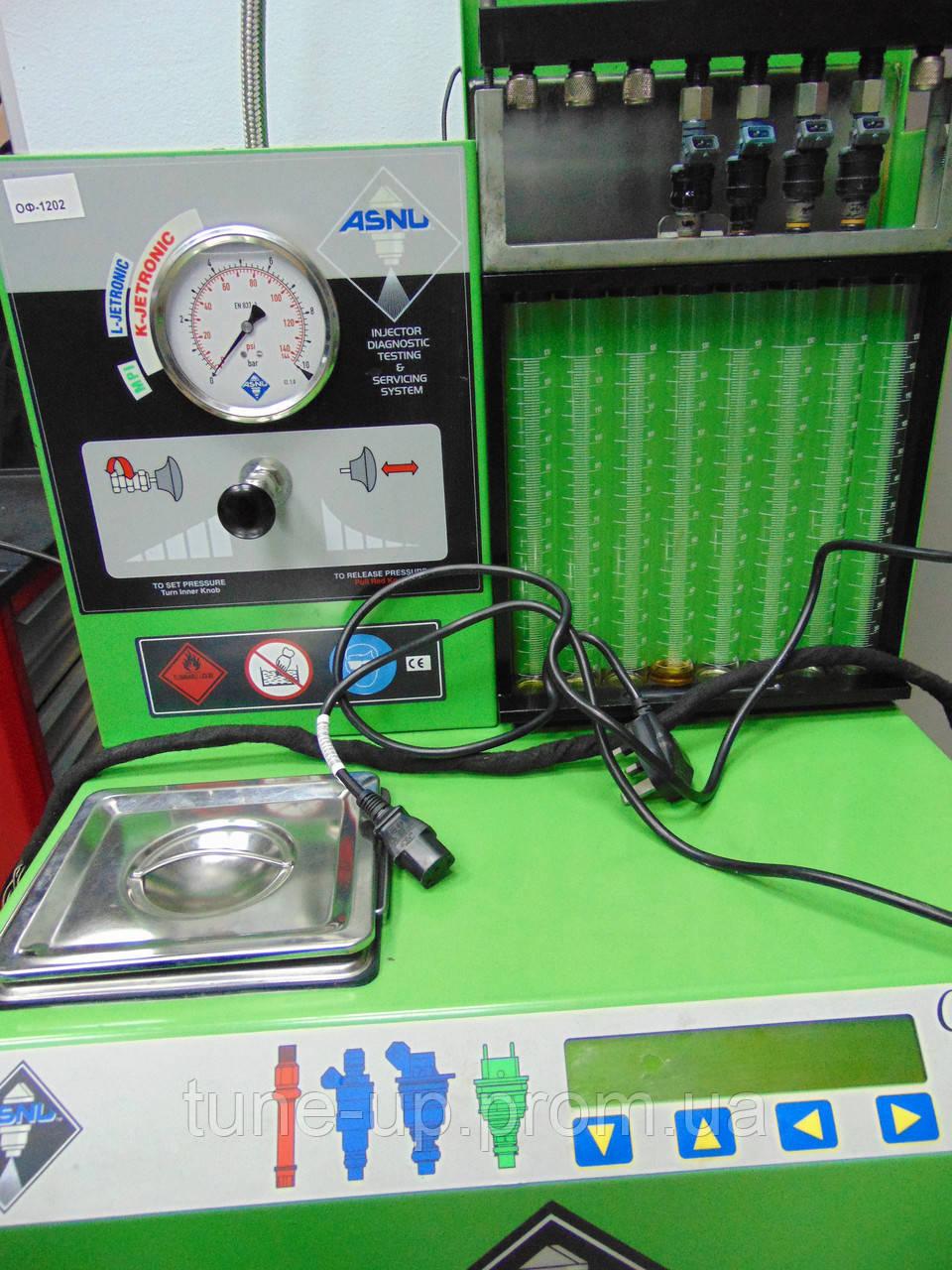 Фото стенда для промывки форсунок своими руками