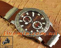 Мужские наручные часы Ulysse Nardin Maxi Marine Diver 263-33-3/95 реплика AAA качество