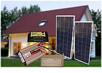 """Сонячний комплект """"Бюджетний"""" 280 Вт*год, фото 1"""