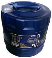 Моторное масло полусинтетическое Mannol (Манол) Diesel Extra 10w40 7л