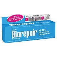 Biorepair зубная паста, которая восстанавливает и укрепляет зубную эмаль 75 мл.
