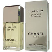 Парфюмерия мужская Chanel Egoiste Platinum fm 100ml EDT