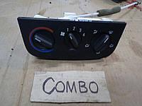 Блок управления печкой Опель Комбо Opel Combo 2006