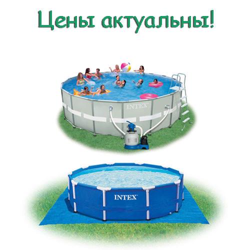 Каркасные бассейны Intex, BestWay