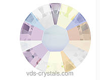 Стразы Сваровски клеевые горячей фиксации 2038 Crystal AB F (001 AB)