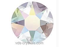 Стразы Swarovski клеевые горячей фиксации 2078 Crystal AB F (001 AB)