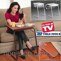 Тейбл мейт, универсальный столик, портативный столик, table mate, раскладной столик, столи 1000403