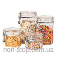 Банки для сыпучих продуктов, банки под сыпучие продукты, емкости для сыпучих продуктов, ба 1000601