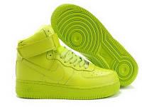 Женские кроссовки Nike AIR Force 1 High