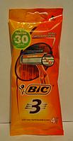 Одноразовый станок Bic3 лезвия 4 шт