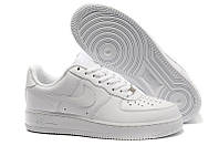 Кроссовки Женские Nike Air FORCE 1 Low White (Premium)