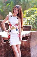 Оригинальное платье высокого качества