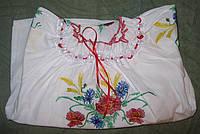 Детская сорочка вышиванка, размер 28-44