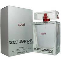 Парфюмерия мужская Dolce&Gabbana Тестер Dolce & Gabbana The One for men Sport 100 мл