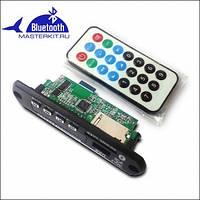 Автомобильный проигрыватель MP3 , встраиваемый Bluetooth медиацентр MP2898BT