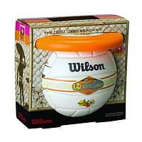 Мяч волейбольный c диском Wilson Endless Sammer vBall and Air Disk р. 5 (WTX0522 kit)