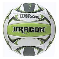 Мяч волейбольный Wilson Dragon Eco VolleyBall р. 5 (WTH5116XB)