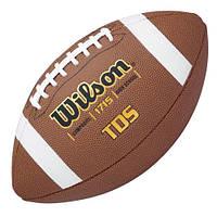 Мяч для американского футбола Wilson TDS Composite HS Pattern SS14 (WTF1715B)
