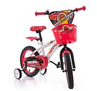 """Детский велосипед Azimut Hunter 14"""" дюймов белый"""