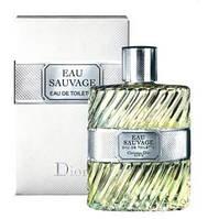Парфюмерия мужская Christian Dior  Eau Sauvage 100ml