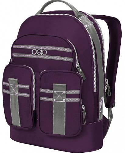 """Женский рюкзак для ноутбука 15,6"""" OGIO Triana Pack, пурпурный 114009.622, серый 114009.442"""