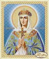 Схема для вышивки бисером Святая Равноапостольная Великая Княгиня Ольга ТИМ-042(1)