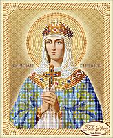 Схема для вышивки бисером Святая Равноапостольная Великая Княгиня Ольга ТИМ-042
