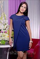 Платье с дизайнерским запахом