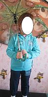 """Детский спортивный костюм 2-ка для девочки """"Бантик"""""""