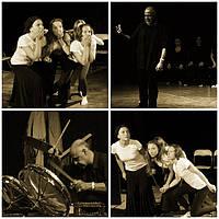 Открытый плейбек-театр-тренинг с Петросом Теодору (Греция)