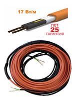 Теплый пол Ratey TIS 0.54 кВт Двужильный электрический. До 3,6 кв.м